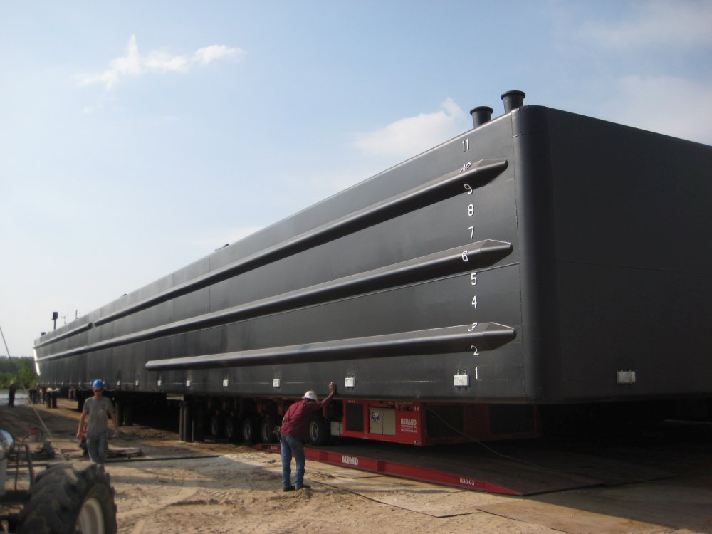 Deck Barge-180' x 54'