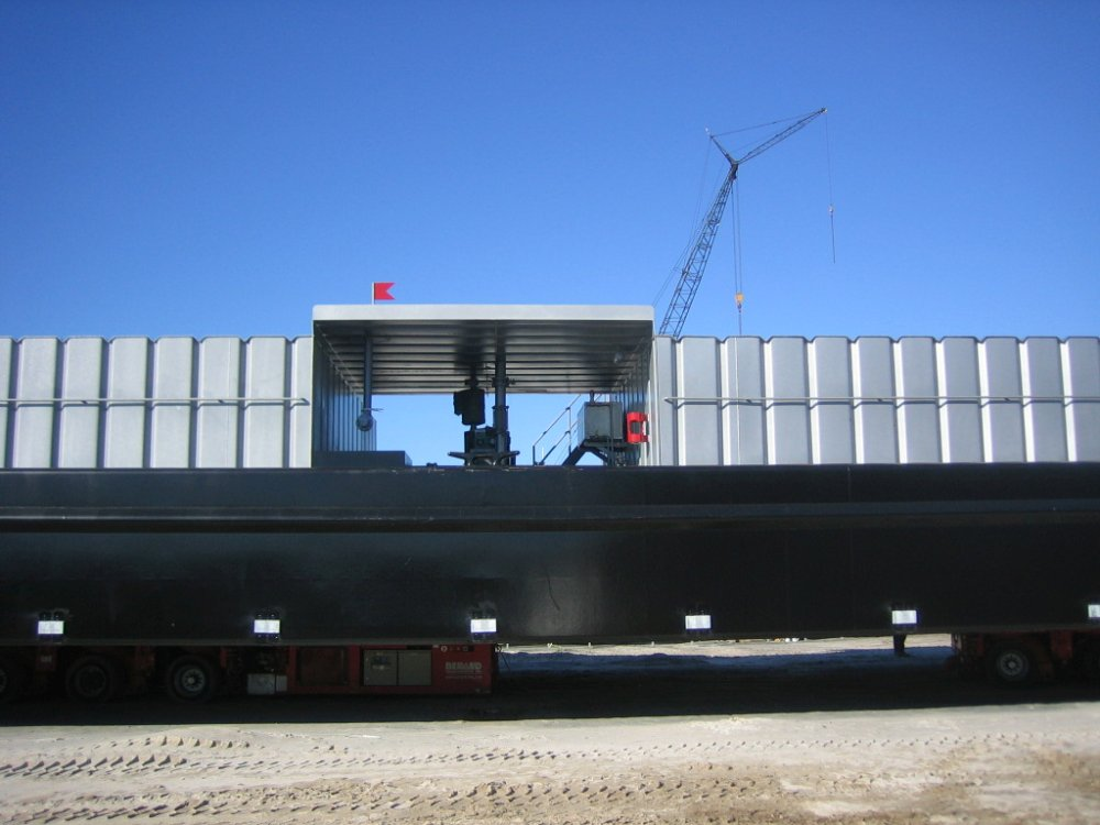 Tank Barge-130' x 34'