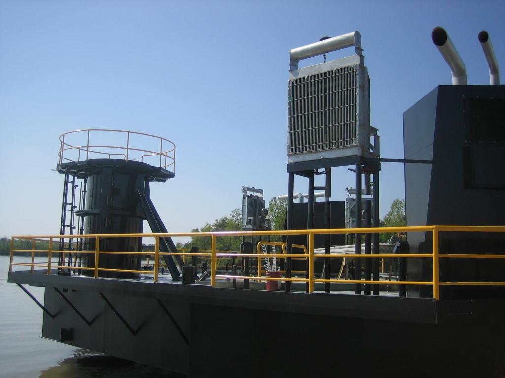 Class 200 Liftboat Hulls