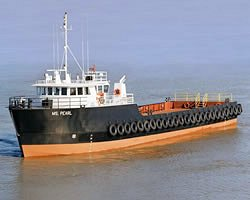 126'-136' x 30' Offshore Supply Vessel