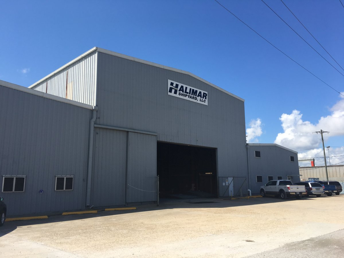 Halimar Shipyard