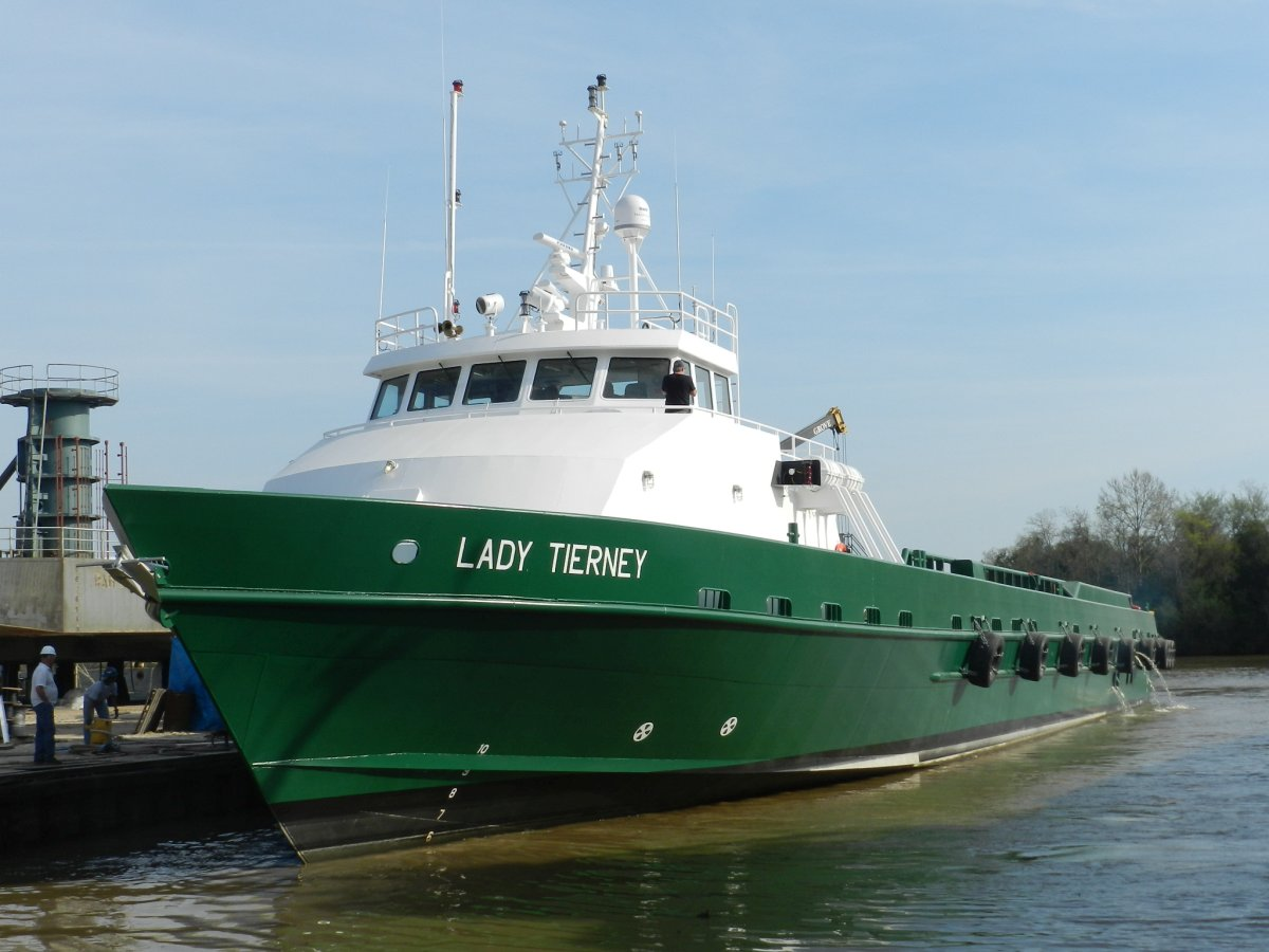 205' X 34' DP2 CREW/SUPPLY VESSEL