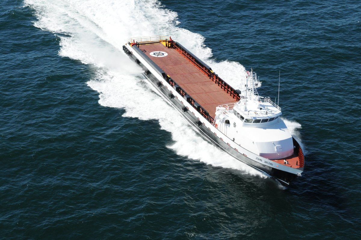 205' x 32' DP2 Crew/Supply Vessel