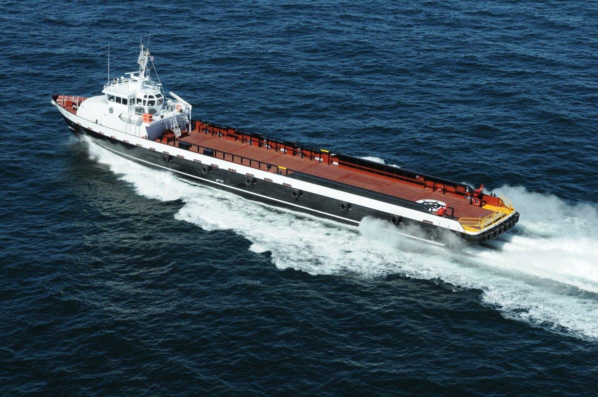 205' x 32' DP2 Crew/Supply Vessel