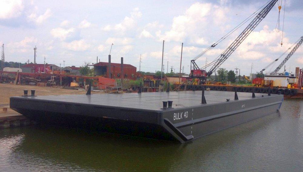 Deck Barge-120' x 30'