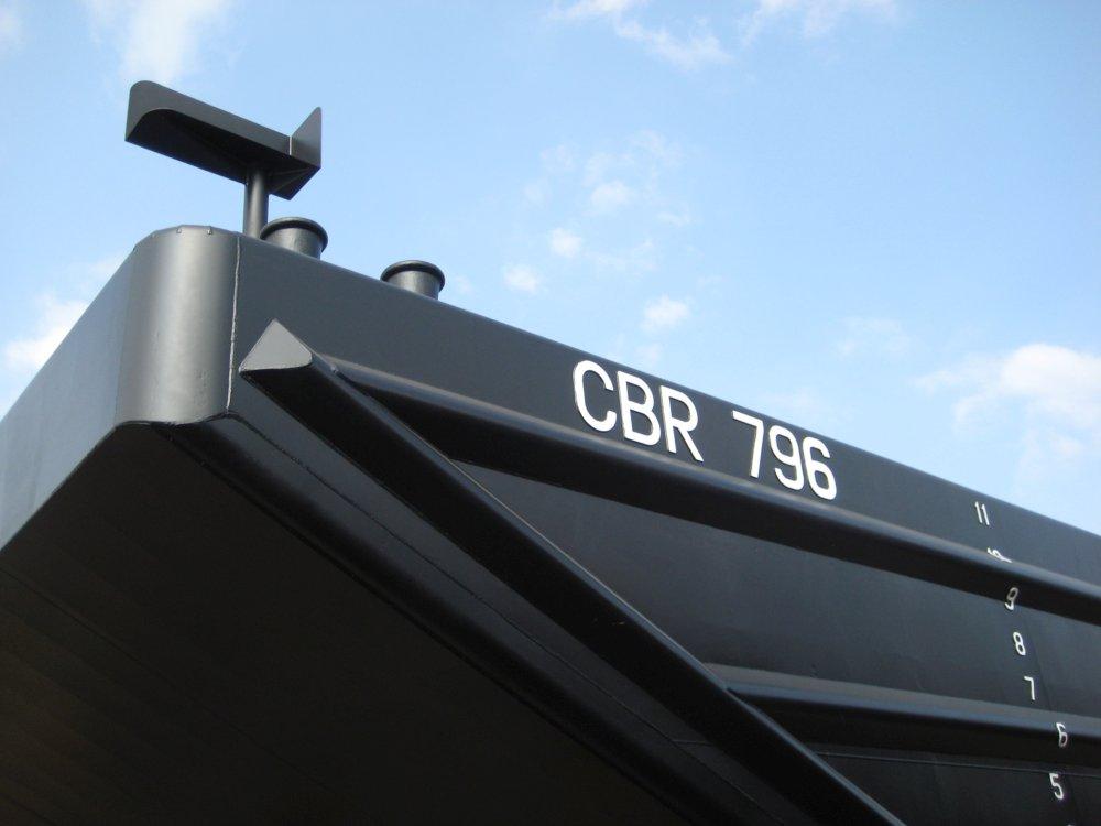 Deck Barge-180' x 54'