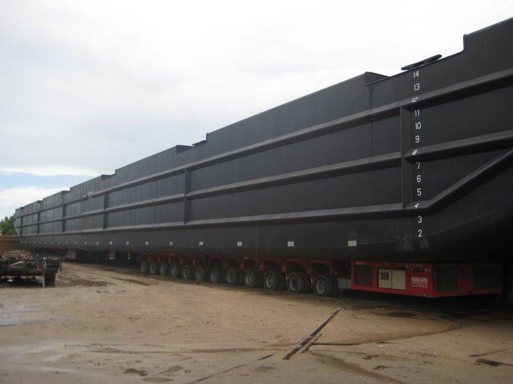 Deck Barge-260' x 72'