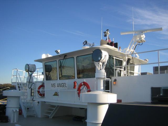 60' x 54' Push Boat-Hopper Barge Combo