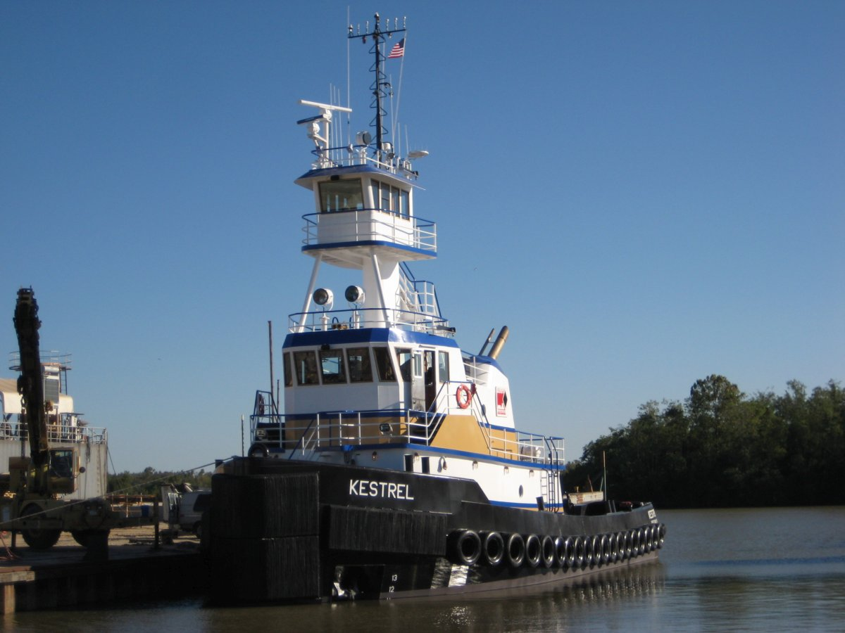 94' X 32' TWIN-SCREW OFFSHORE TUG
