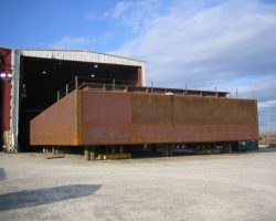 260'-275' x 54' Open Hopper Barges