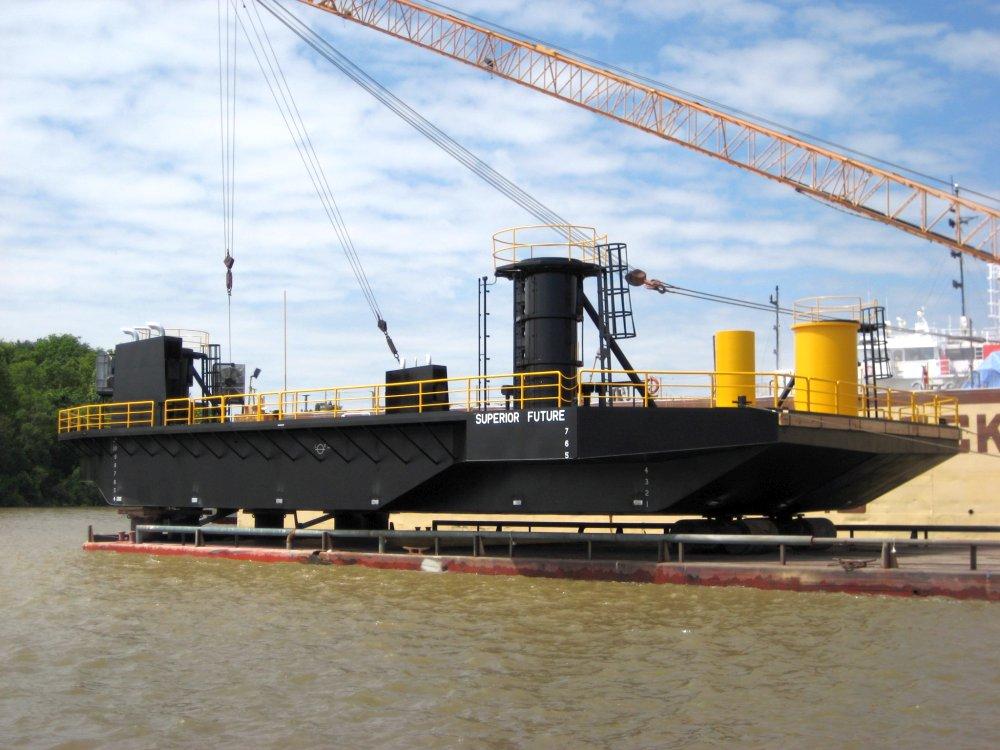 LiftBoat Hulls