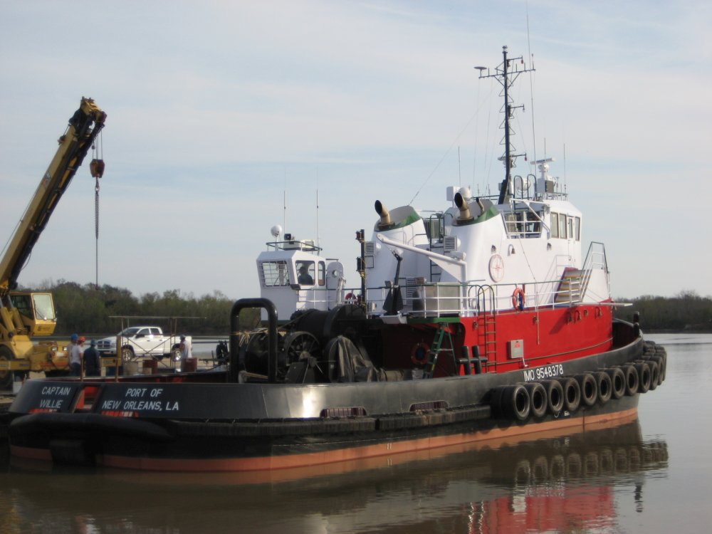 94' x 32' Twin Screw Offshore Tug