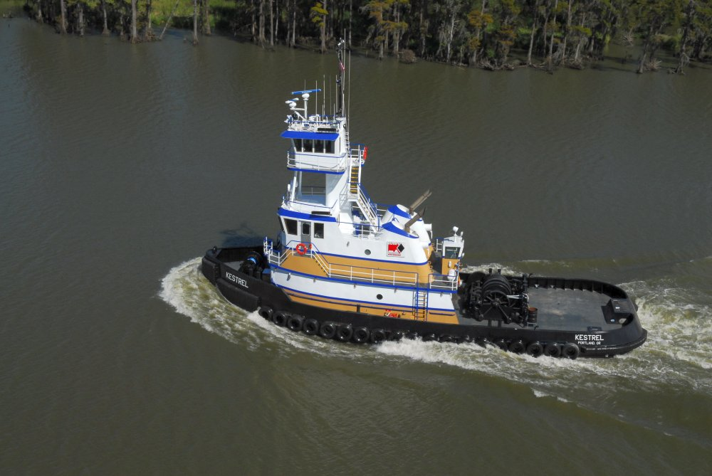 94' x 32 'Twin Screw Offshore Tug