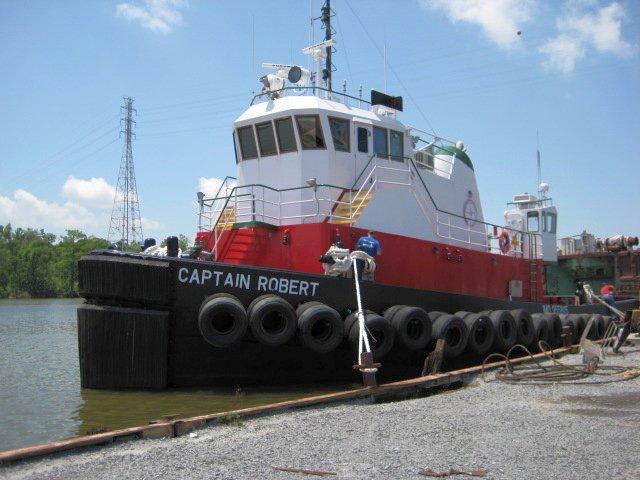 94' Offshore Tug