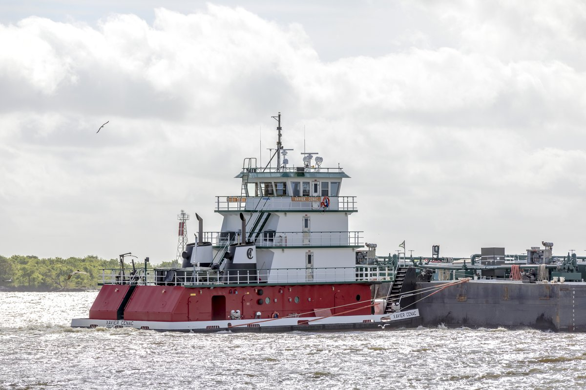 78' x 34' Pushboat