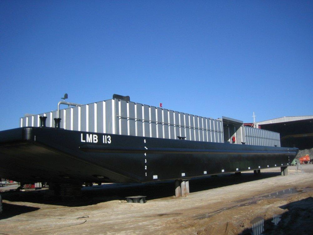 Tank Barge -130' x 54'