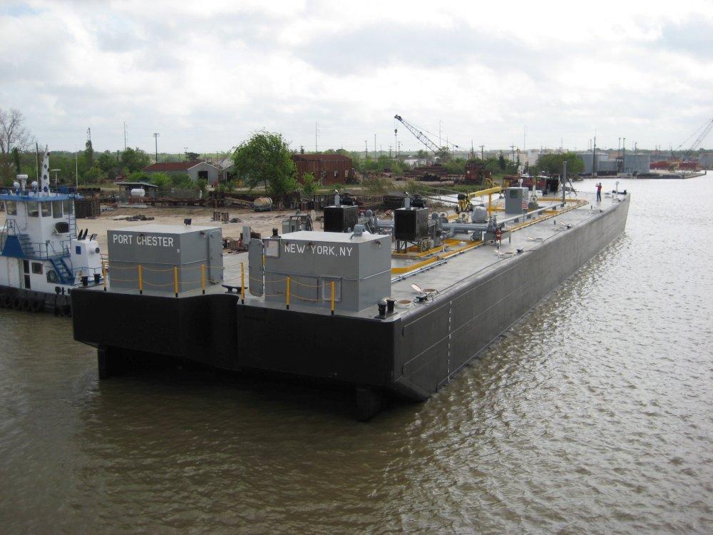 Tank Barge -225' x 54'