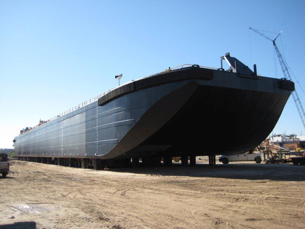 Tank Barge -300' x 54'