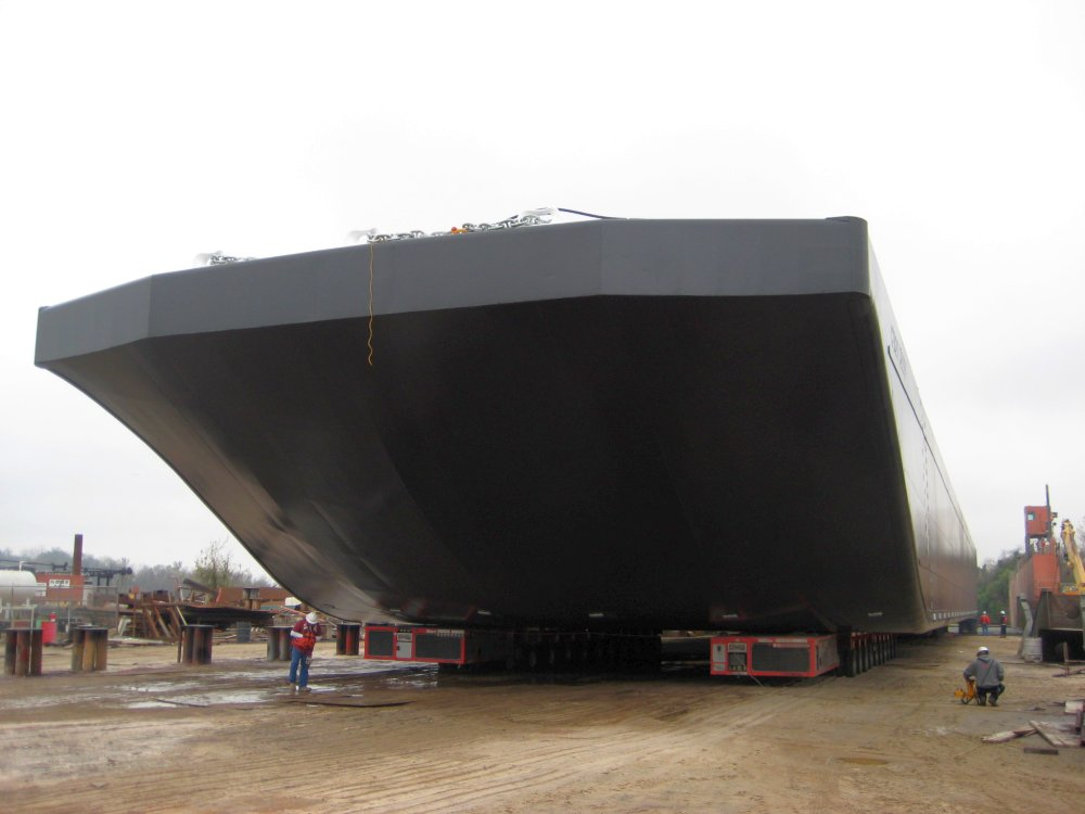 Tank Barge 308' x 54'