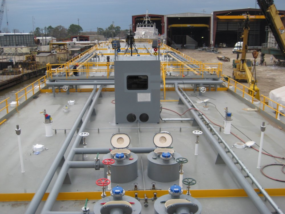 Tank Barge-30, 000 BBL