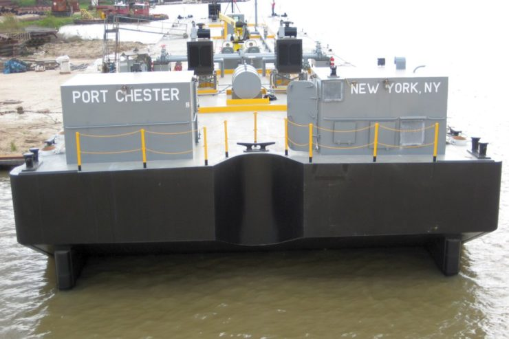 Tank Barge Port Chester