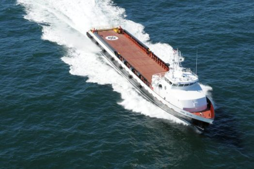 High-Speed Crew/Supply Vessels