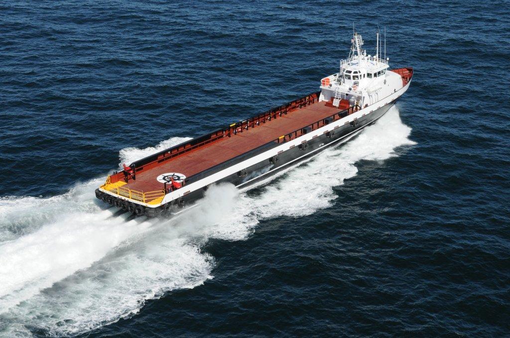 205' x 32' Fast Crew Supply Vessel