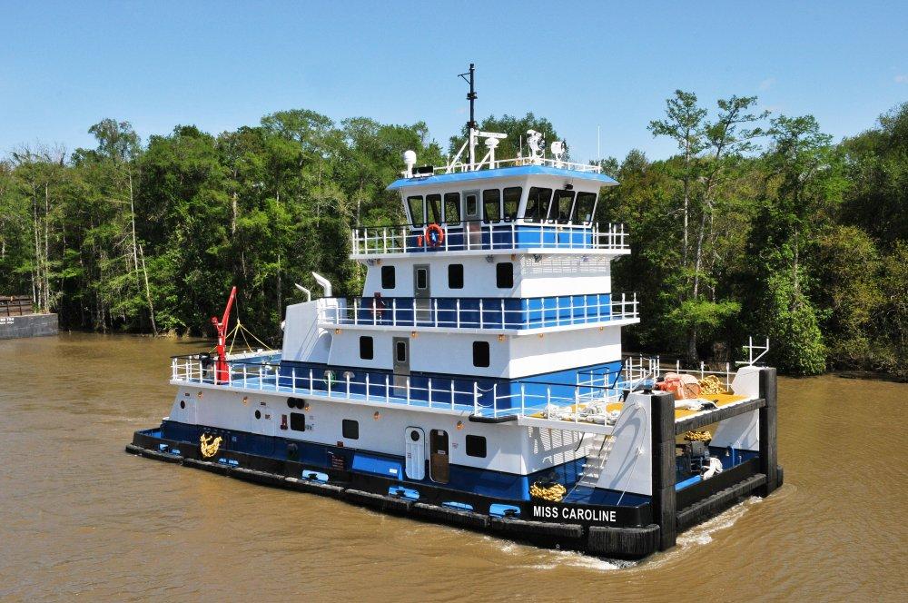78 x 34 Pushboat