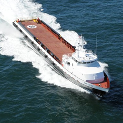 High-Speed Crew/Supply Vessels