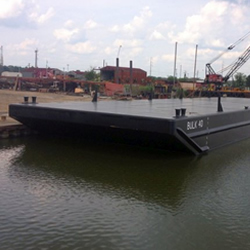 Deck Barges